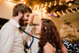 Fun Country Wedding Claverdon Village Hall -146