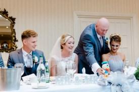 wedding speech manor hotel