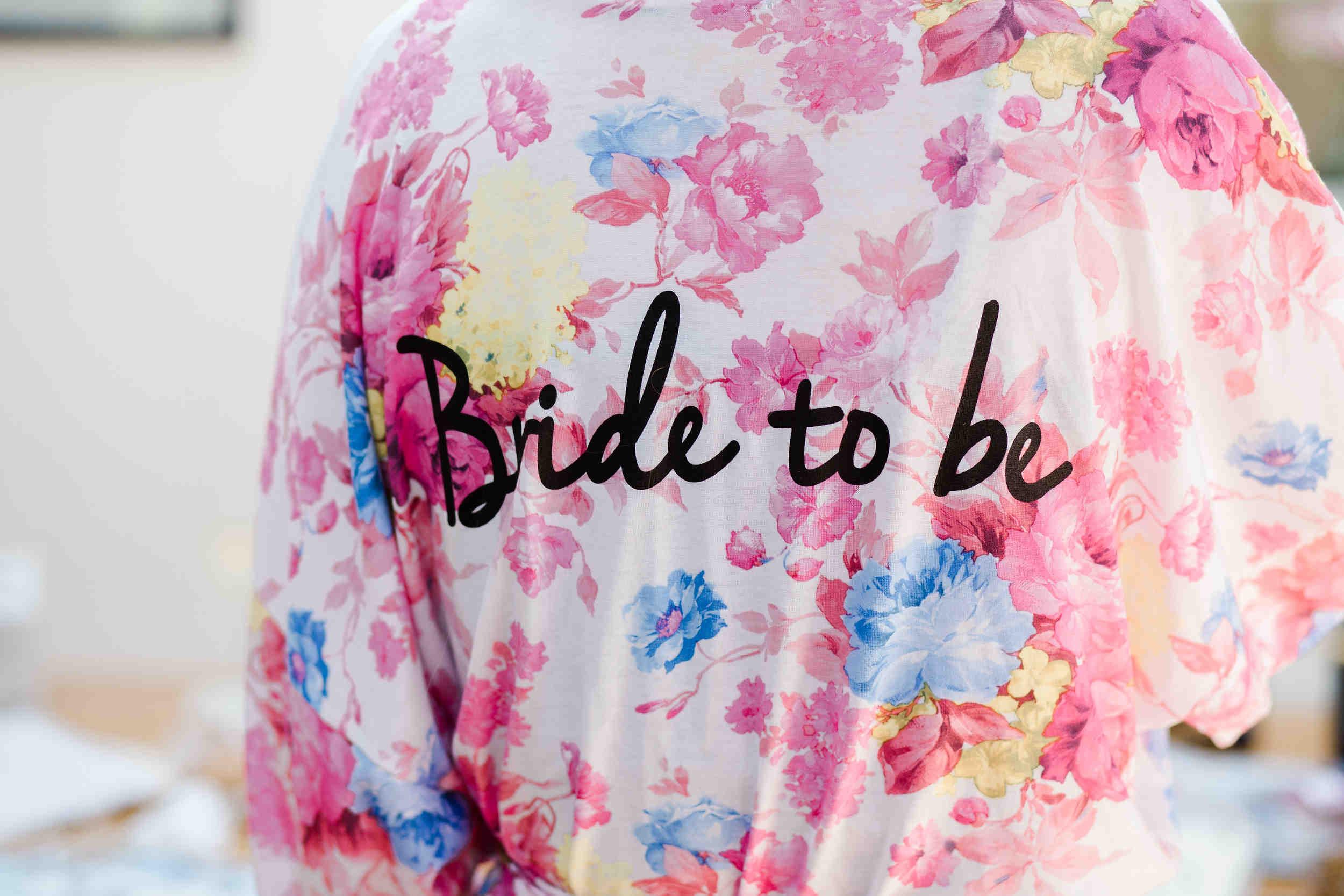 bridal dressing gown warwickshire