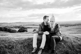 Burton Dassett Hills Pre-Wedding Shoot009-1