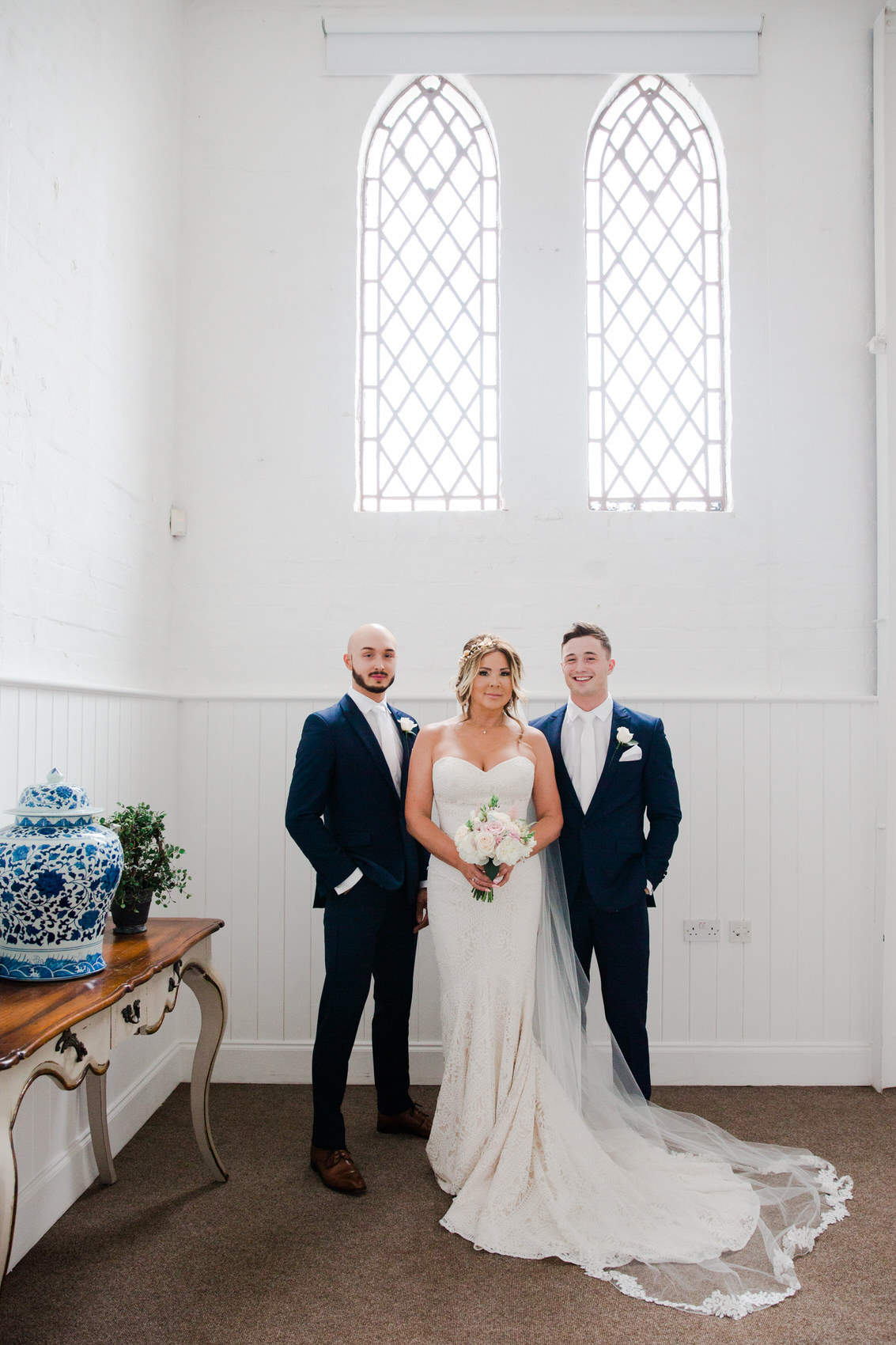 Glamorous Alternative Wedding at Fazeley Studios020