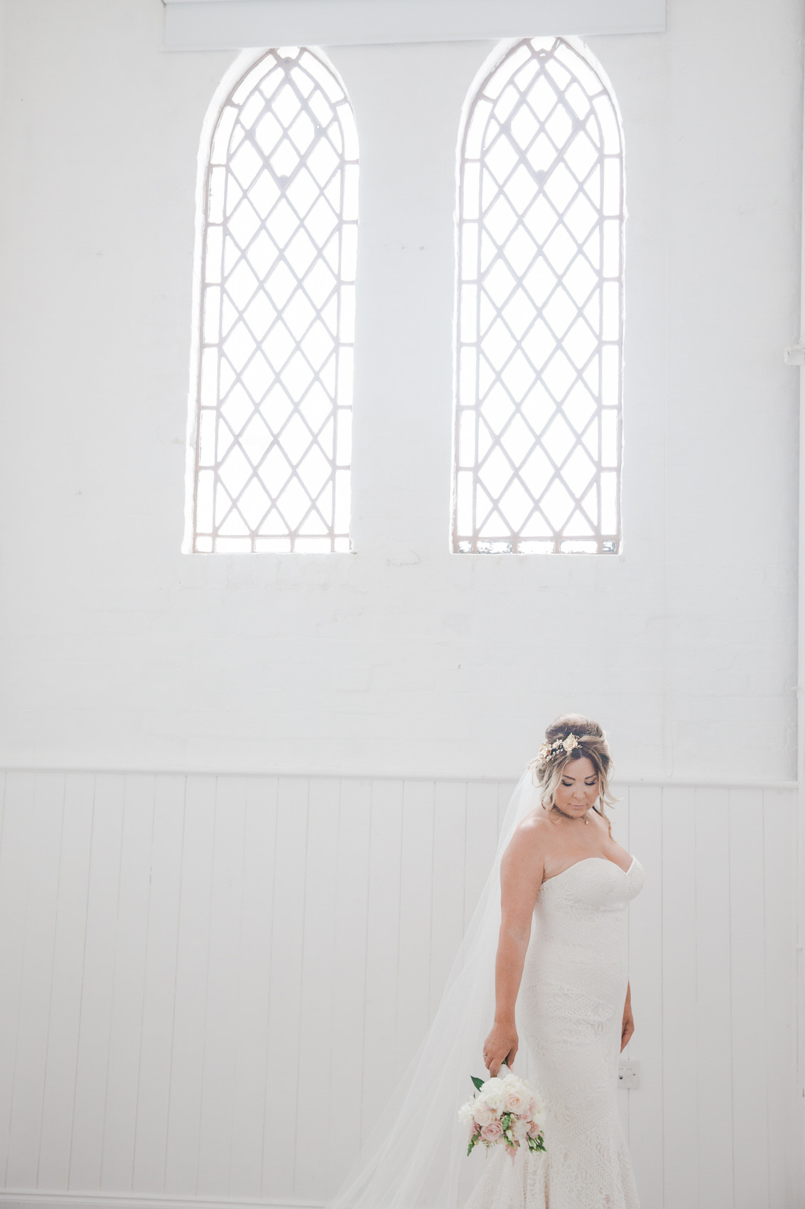 Glamorous Alternative Wedding at Fazeley Studios023
