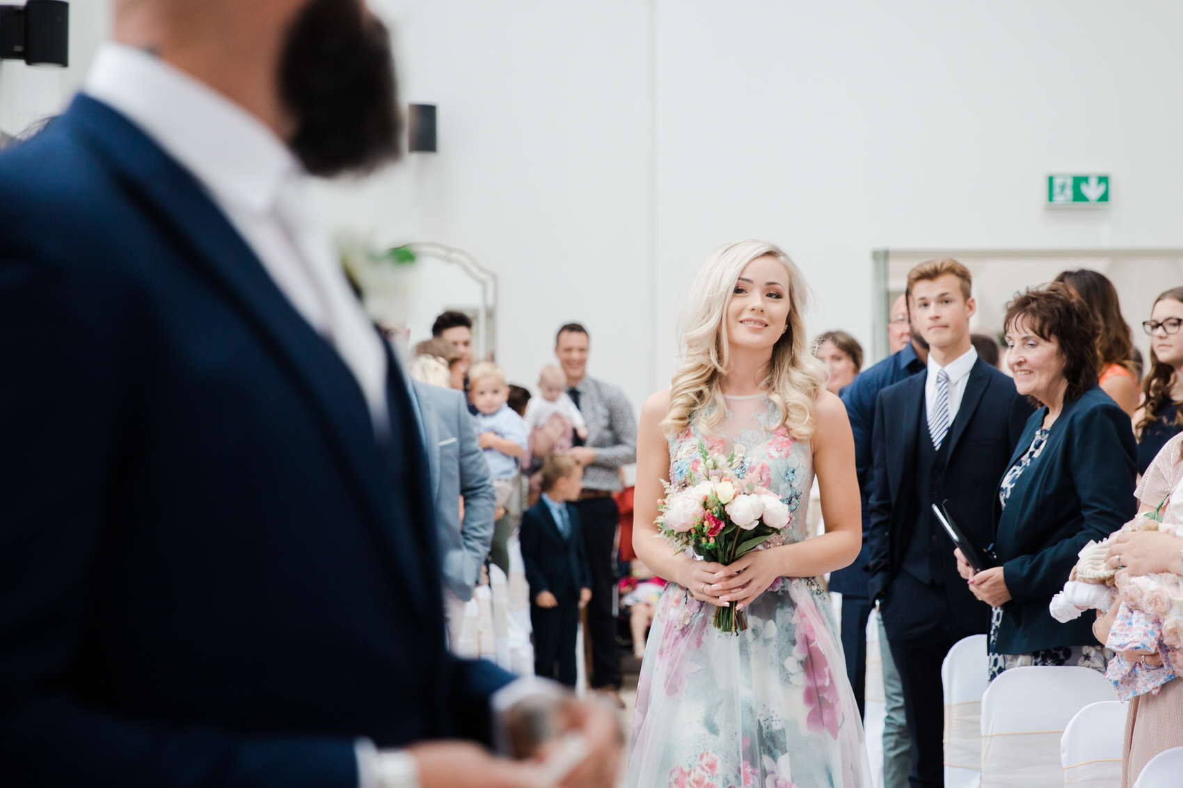 Glamorous Alternative Wedding at Fazeley Studios029