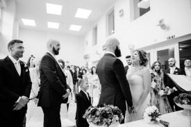 Glamorous Alternative Wedding at Fazeley Studios038