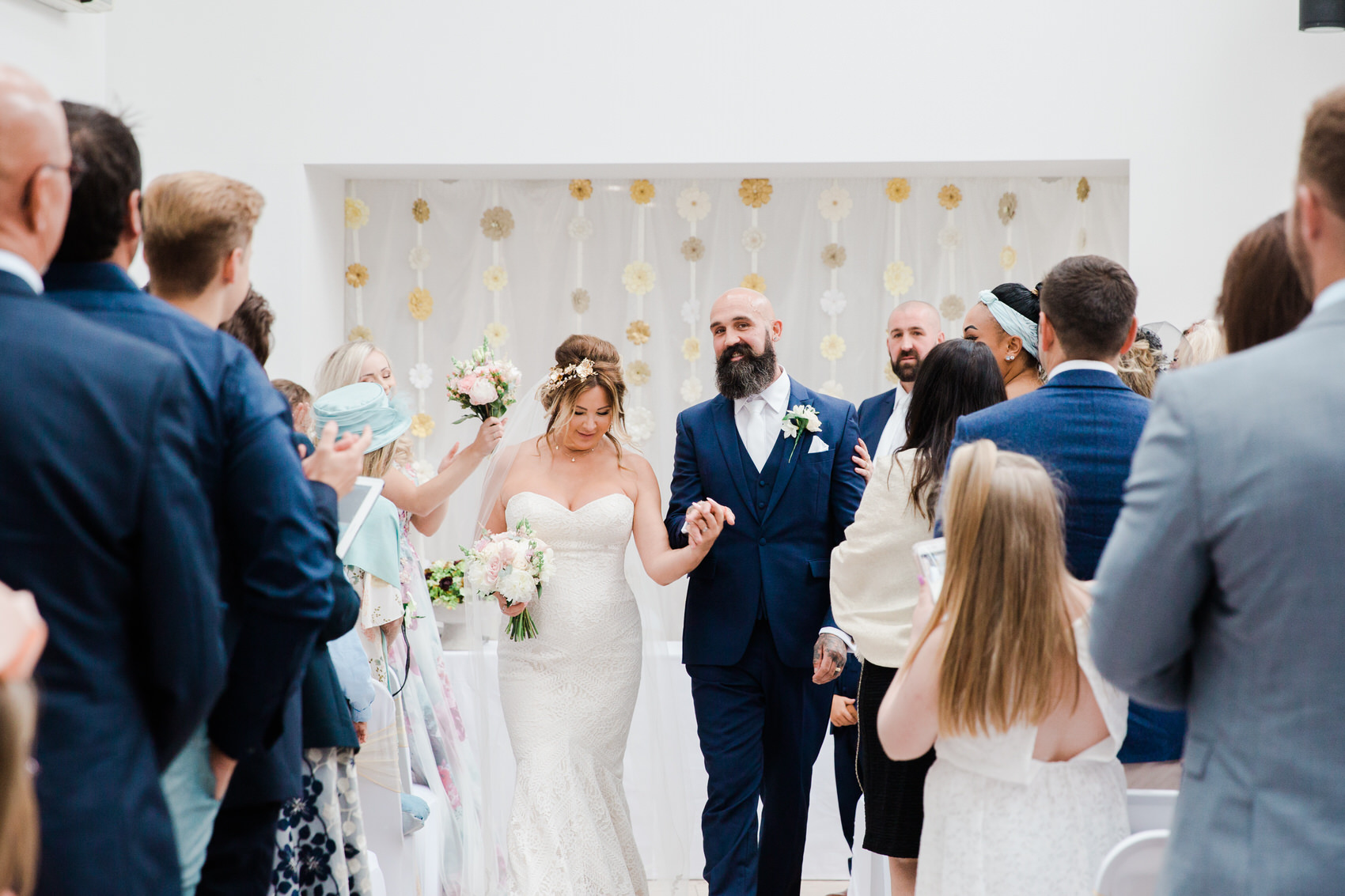Glamorous Alternative Wedding at Fazeley Studios044