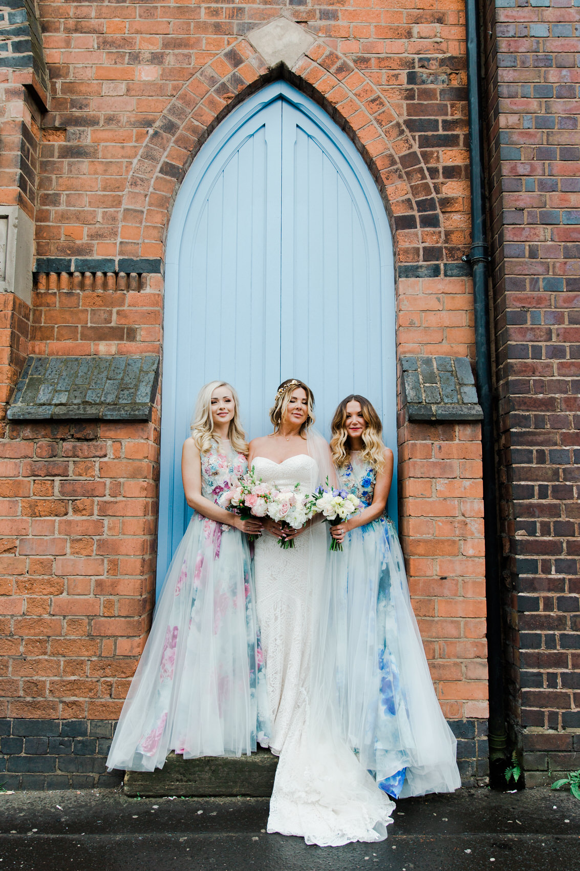 Glamorous Alternative Wedding at Fazeley Studios053