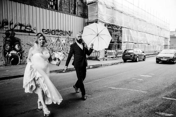 Glamorous Alternative Wedding at Fazeley Studios064