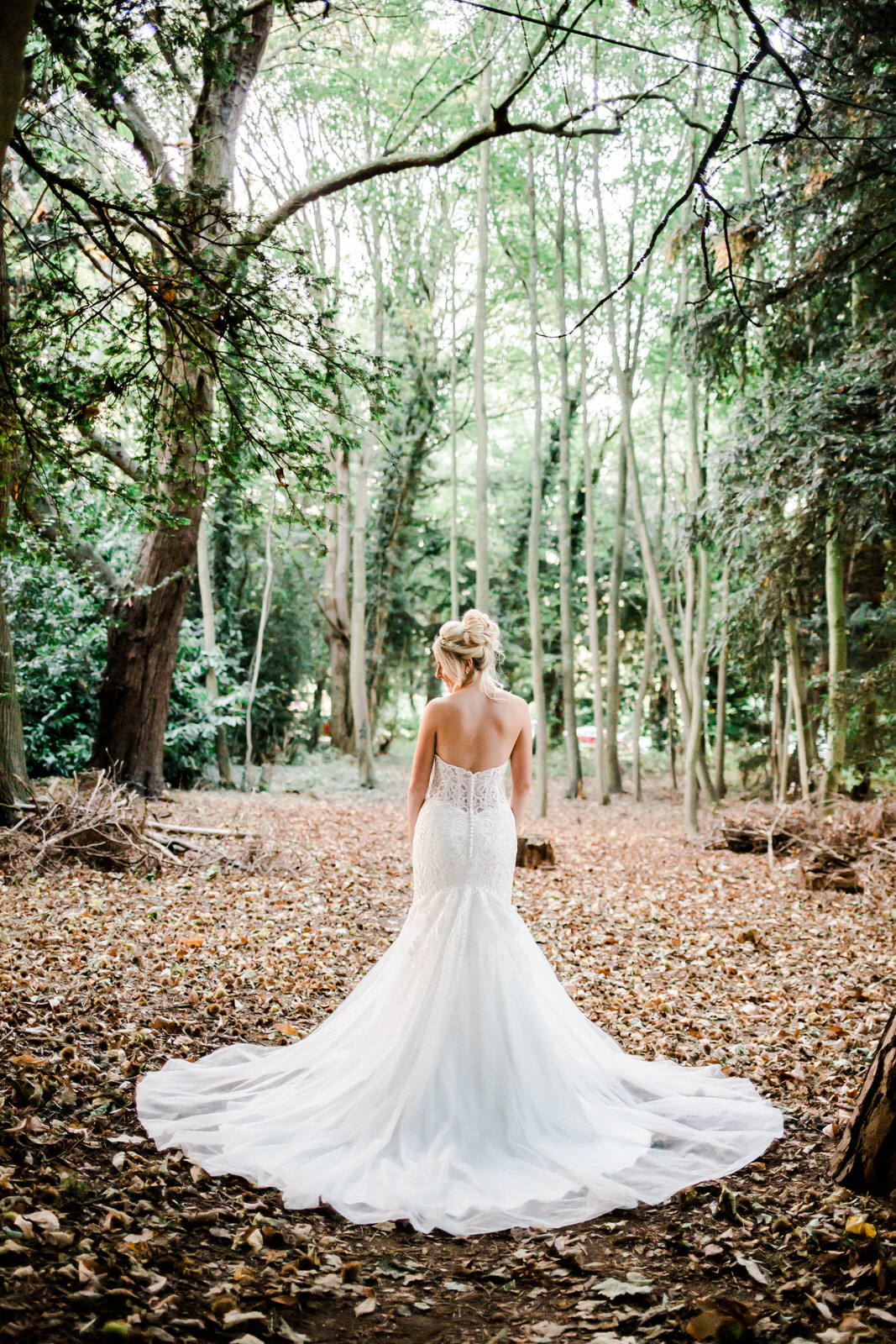 113Relaxed Forest Wedding at Brandon Hall