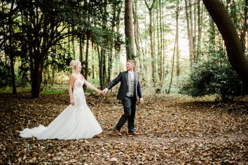 115Relaxed Forest Wedding at Brandon Hall