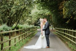 62Relaxed Forest Wedding at Brandon Hall