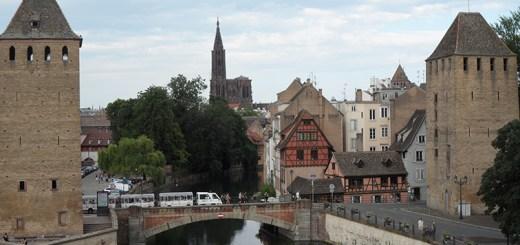 barrage strasburgo