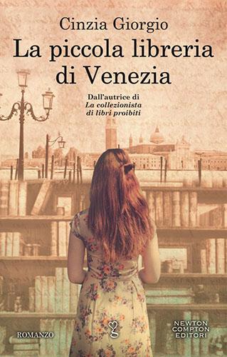 Segnalazione Newton Compton - La piccola libreria di Venezia Cinzia Giorgio