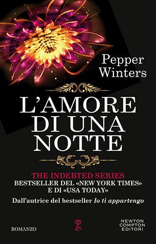 Segnalazione Newton Compton - L'amore di una notte Pepper Winters