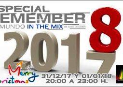 Remember Edición Especial (Musical 100%) de 3 horas en esmiradio.es