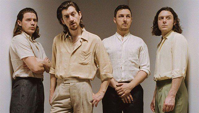 Arctic Monkeys número 1 en España con Tranquility Base Hotel & Casino