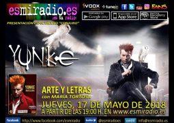 Mago Yunke el Jueves 17 de Mayo de 2018 en esmiradio.es