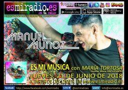 Manuel Muñoz el Jueves, 21 de Junio de 2018 en esmiradio.es
