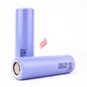 40T 21700 Batteri (4000mAh, 25/30A) från Samsung