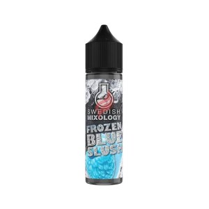 Frozen Blue Slush från Swedish Mixology (50ml, Shortfill)