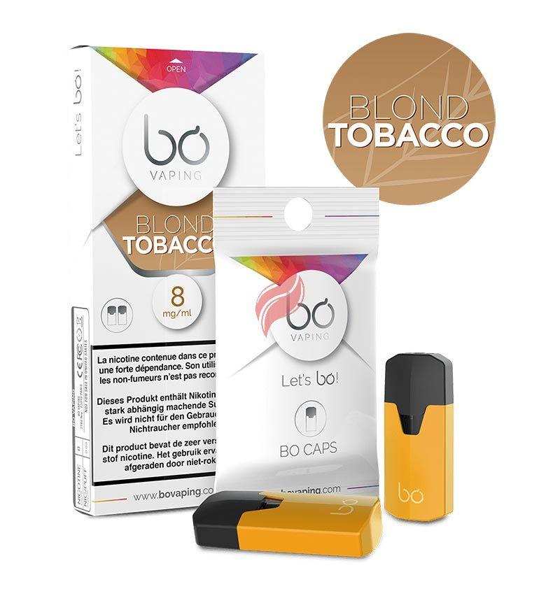 Blond Tobacco, 2-pack (pod)