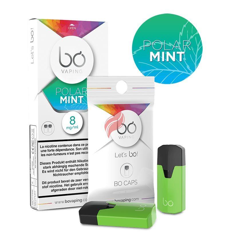 Polar Mint, 2-pack (pod)