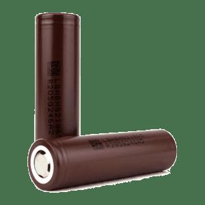 Batterier (18650 & 21700)