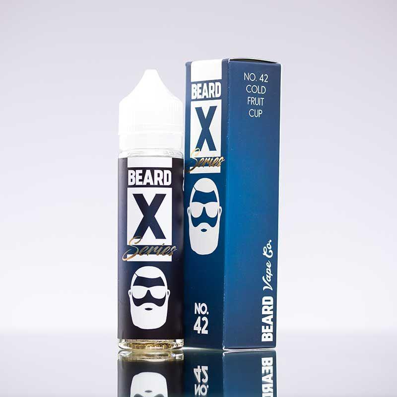 No.42 (50ml, Shortfill) från Beard Vape