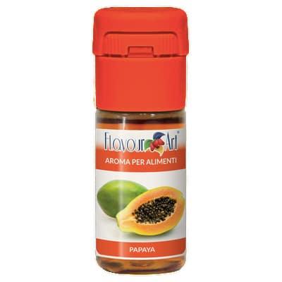 Papaya (10ml, Essens) från FlavourArt