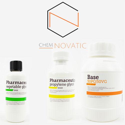 Köp stora flaskor basvätska från Chemnovatic