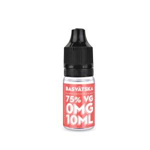 75% VG Nikotinfri shot från eSmokes (10ml)