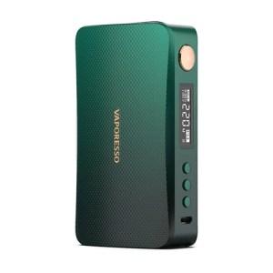 Gen S TC 220W Box Mod från Vaporesso dark green