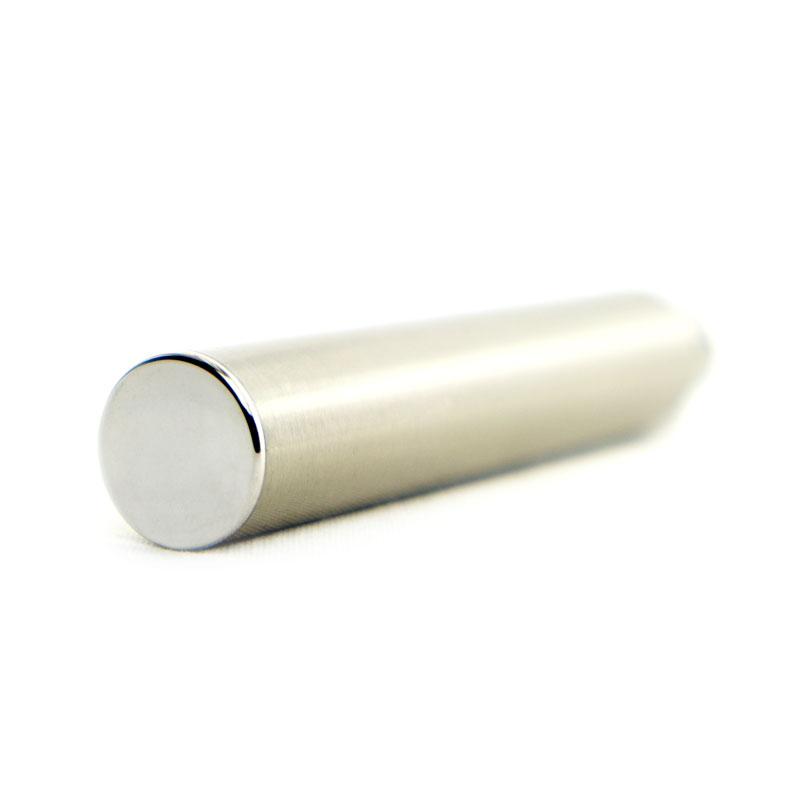 eGo-batteri från Droyp, Rostfritt stål liggande baksida