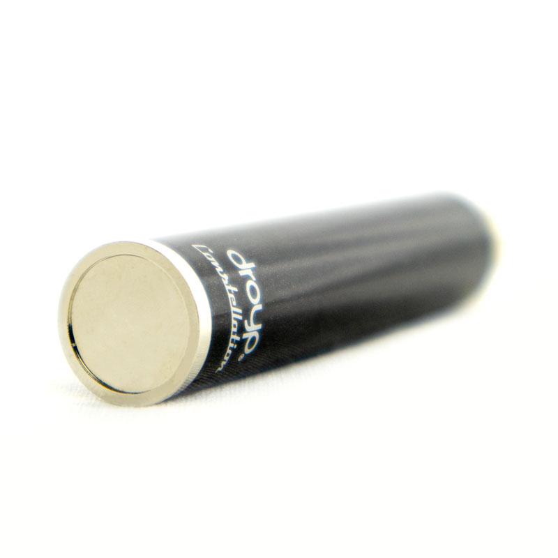 eGo-batteri från Droyp, Svart Constellation liggande baksida