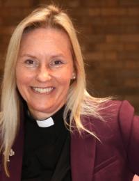 The Reverend Celia Cook