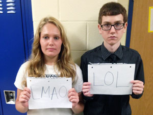 Amanda Poll and Zach Moyer