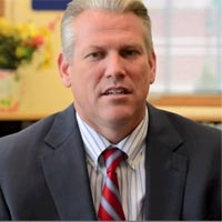 Mr. Hosler talks about Blue Ribbon Award