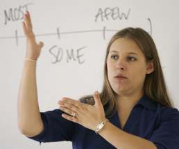 American Sign Language is being taught at more schools as a foreign language requirements.