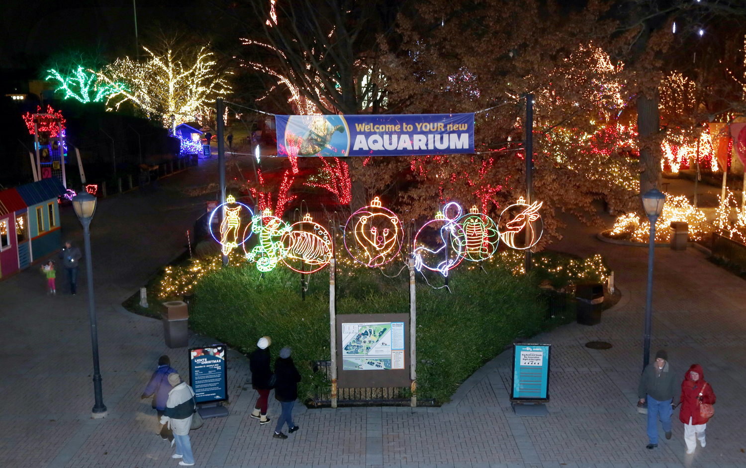 Lights at the Zoo a hit