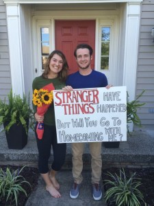 Grace Deraad and Spencer Murray