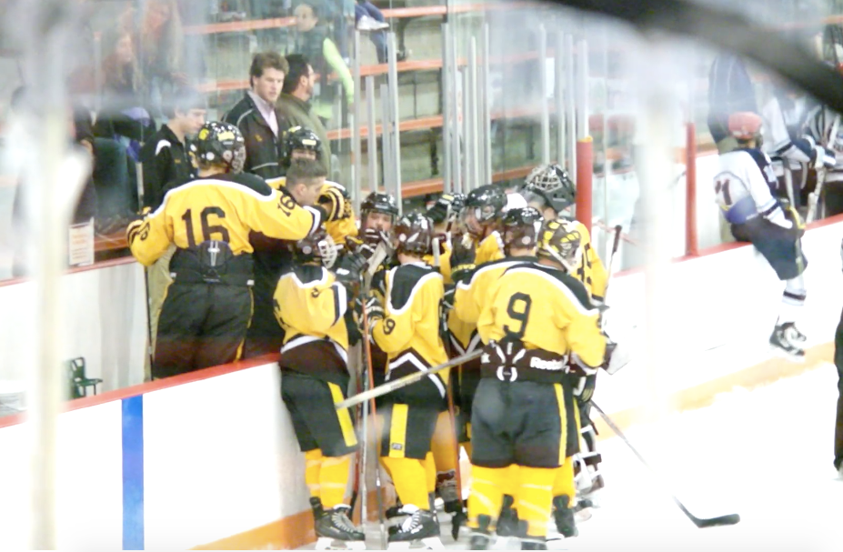 Sights and Sounds of Perrysburg Hockey