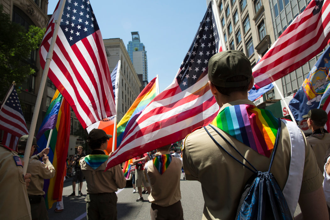 Boy Scouts of America Opens Up To Gender Diversity