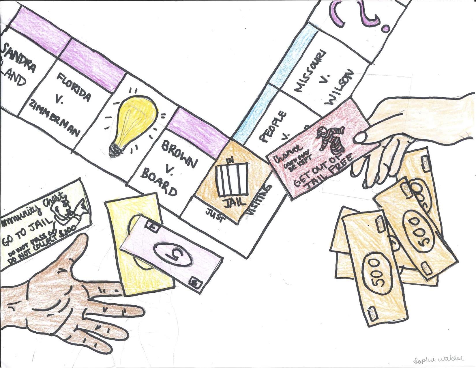 Editorial Cartoon: Monopoly
