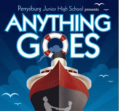 At PJHS this weekend, Anything Goes!