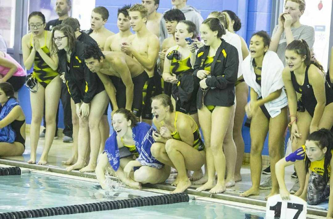 End of an Amazing Season for Perrysburg Swimming