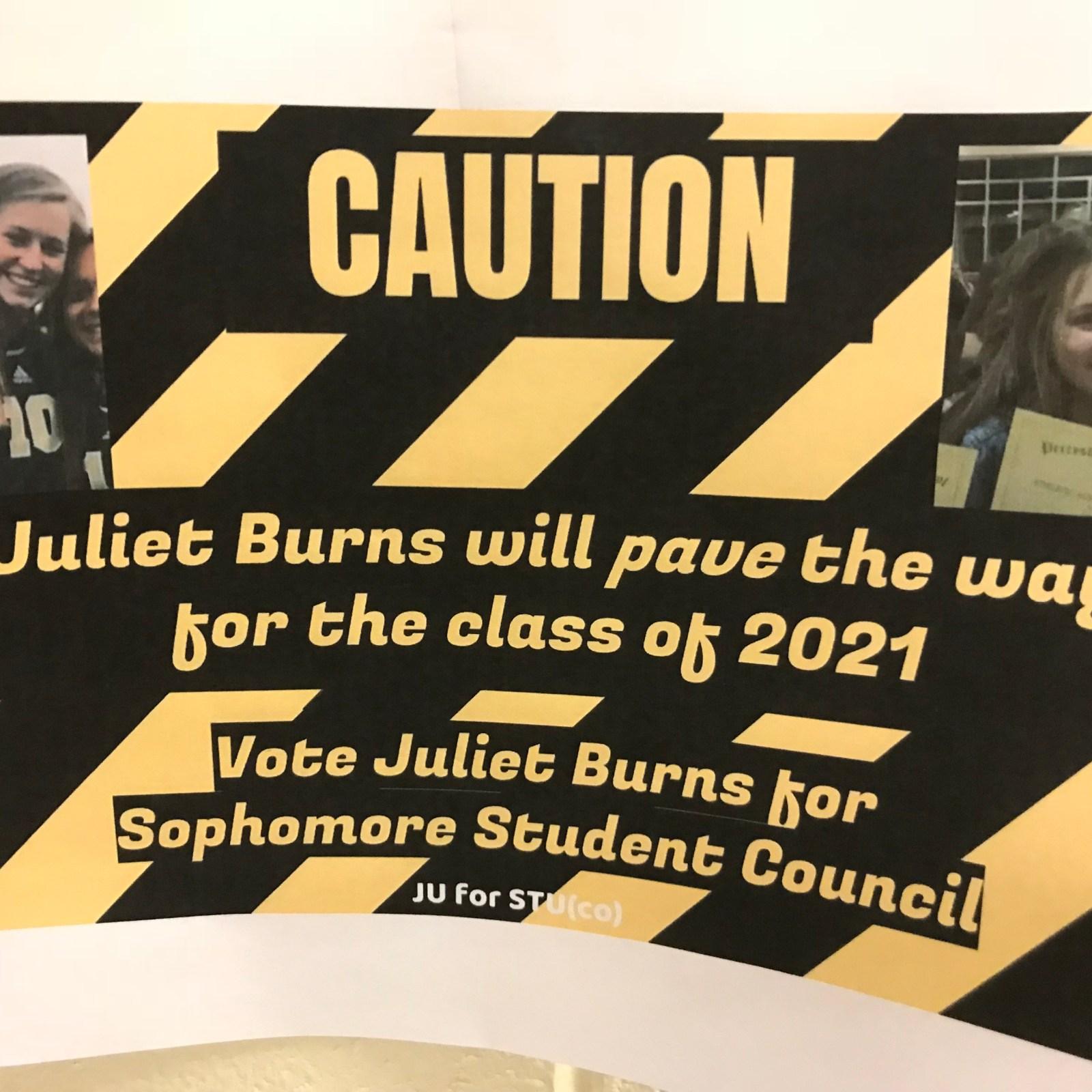 Juliet Burns