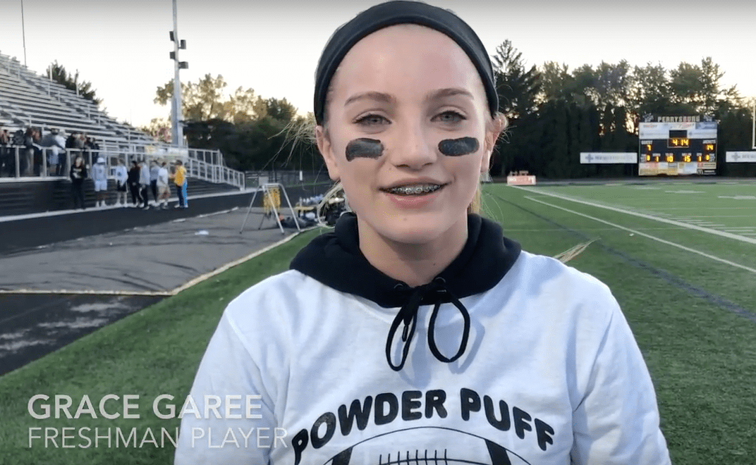 2018 PowerPuff Football Recap
