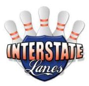 Interstate lanes with bowling pins
