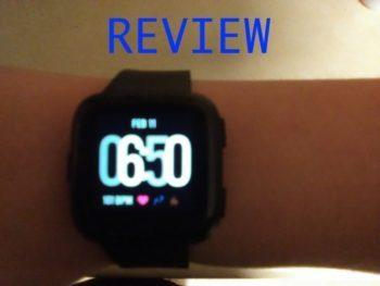 Fitbit Versa: A VERSAtile Smartwatch