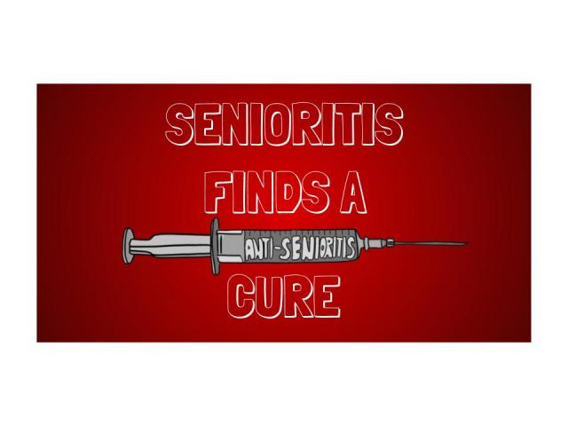 Enothin Report Ohio Department Of Health Finds Cure To Senioritis