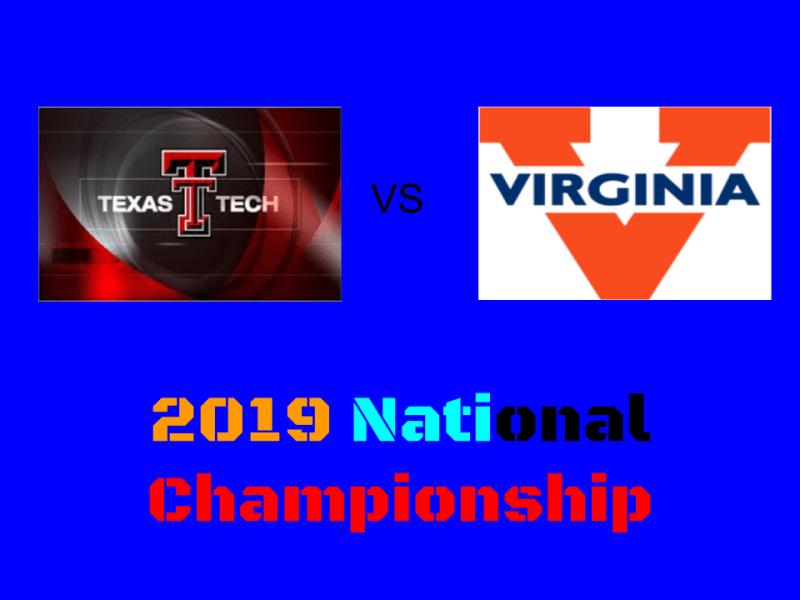 Texas Tech vs Virginia final game